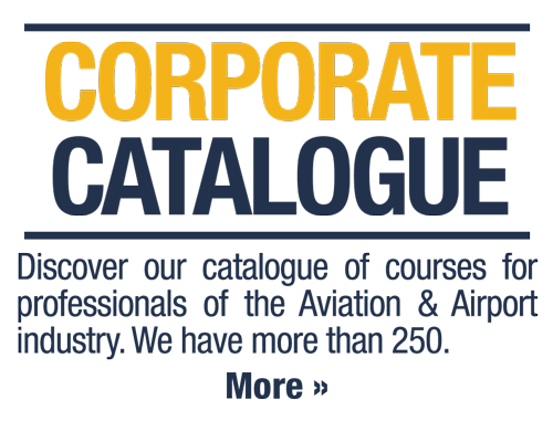 Aviation & Airport courses for professionals